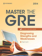 Master the GRE 2014: Practice Test 2 of 4