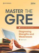 Master the GRE 2014: Part V of V
