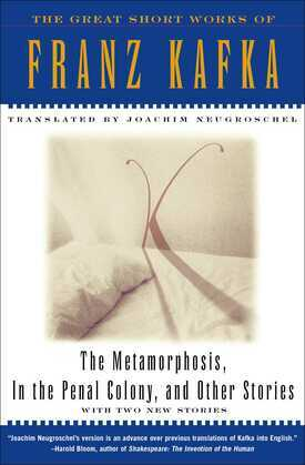 The Metamorphosis, in the Penal Colony and Other Stori