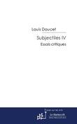 Subjectiles IV