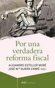Por una verdadera reforma fiscal