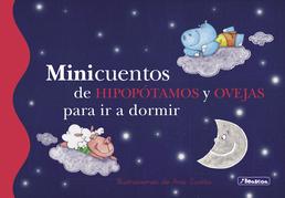 Minicuentos de hipopótamos y ovejas para ir a dormir (Fixed Layout)