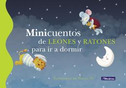 Minicuentos de leones y ratones para ir a dormir (Fixed Layout)