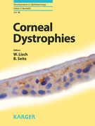 Corneal Dystrophies
