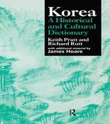 Korea: A Historical and Cultural Dictionary