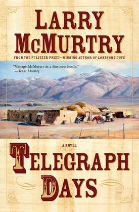 Telegraph Days: A Novel