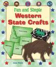 Fun and Simple Western State Crafts: Montana, Wyoming, Idaho, Utah, and Nevada