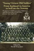 Young Citizen, Old Soldier: From Boyhood in Antrim to Hell on the Somme: The Journal of Rifleman James McRoberts, No.1885, 14th Battalion Royal Irish