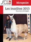Les insolites de l'année 2013