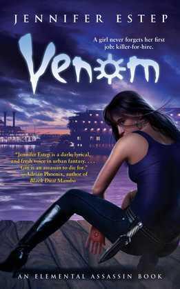 Venom: An Elemental Assassin Book