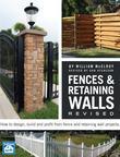 Fences & Retaining Walls Revised