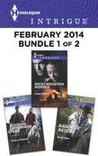 Harlequin Intrigue February 2014 - Bundle 1 of 2: Blood on Copperhead Trail\Rocky Mountain Revenge\Rancher Rescue