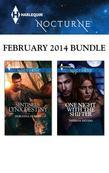 Harlequin Nocturne February 2014 Bundle: Sentinels: Lynx Destiny\One Night with the Shifter