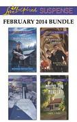 Love Inspired Suspense February 2014 Bundle: The Baby Rescue\Treacherous Slopes\Royal Wedding Threat\Motive for Murder