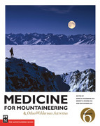 Medicine for Mountaineering: & Other Wilderness Activities, 6th Edition