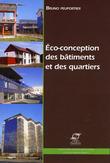 Eco-conception des bâtiments et des quartiers