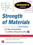 Schaum's Outline of Strength of Materials, 6ed
