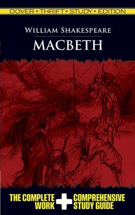 Macbeth Thrift Study Edition