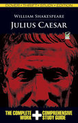 Julius Caesar Thrift Study Edition