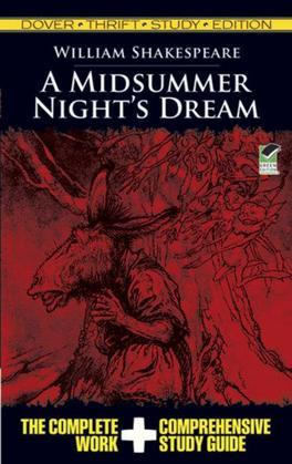A Midsummer Night's Dream Thrift Study Edition