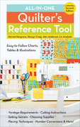 All-In-One Quilter's Reference Tool: Updated