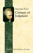 Immanuel Kant - Critique of Judgment