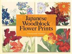 Japanese Woodblock Flower Prints