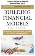 Building Financial Models, Chapter 11 - Building an Integrated Financial Model: Part 1