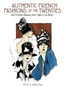 "Authentic French Fashions of the Twenties: 413 Costume Designs from ""L'Art Et La Mode"""