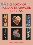 Big Book of Indian Beadwork Designs