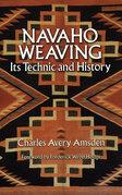 Navaho Weaving: Its Technic and History