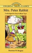 Mrs. Peter Rabbit