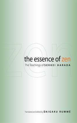 The Essence of Zen