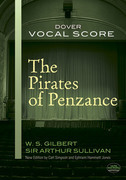 The Pirates of Penzance Vocal Score