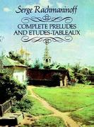 Complete Preludes and Etudes-Tableaux