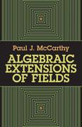 Algebraic Extensions of Fields