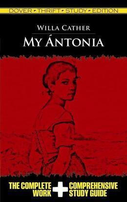 My Antonia Thrift Study Edition