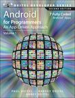 Android for Programmers: An App-Driven Approach