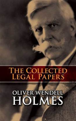 The Collected Legal Papers
