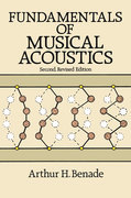 Fundamentals of Musical Acoustics: Second, Revised Edition