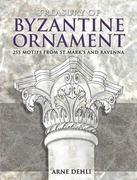 Treasury of Byzantine Ornament: 255 Motifs from St. Mark's and Ravenna
