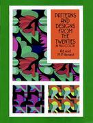 Patterns and Designs from the Twenties in Full Color
