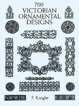 700 Victorian Ornamental Designs
