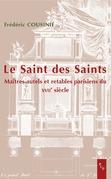Le saint des saints