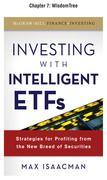 Investing with Intelligent ETFs : Strategies for Profiting from the New Breed of Securities: WisdomTree