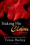 Staking His Claim (A Line of Duty Novel)