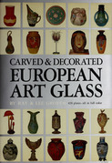 Carved & Decorated European Art Glass