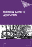 Maximilienne Carpentier - Journal intime