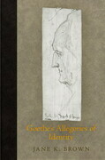 Goethe's Allegories of Identity