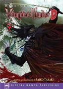 Vampire Hunter D Vol. 7
